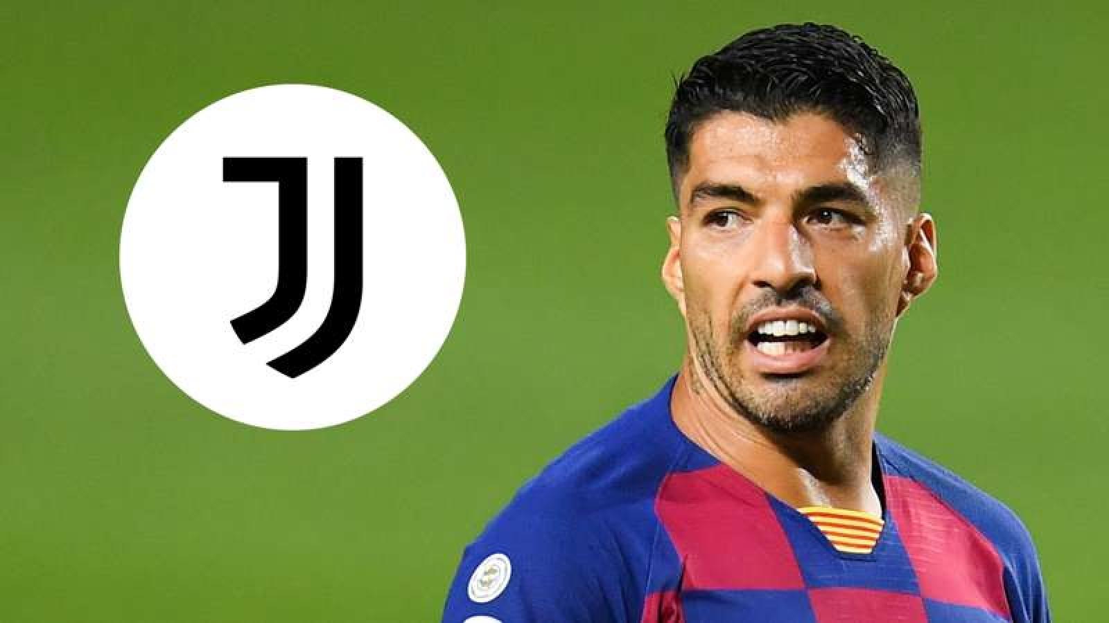 Chuyển nhượng 2/9: Suarez sắp làm đồng đội Ronaldo tại Juventus