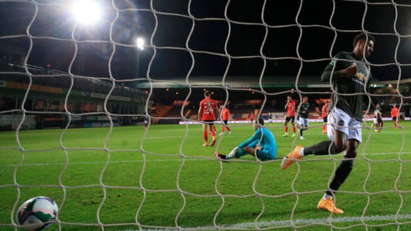 Luton Town 0-3 MU: Đẳng cấp ngôi sao lên tiếng