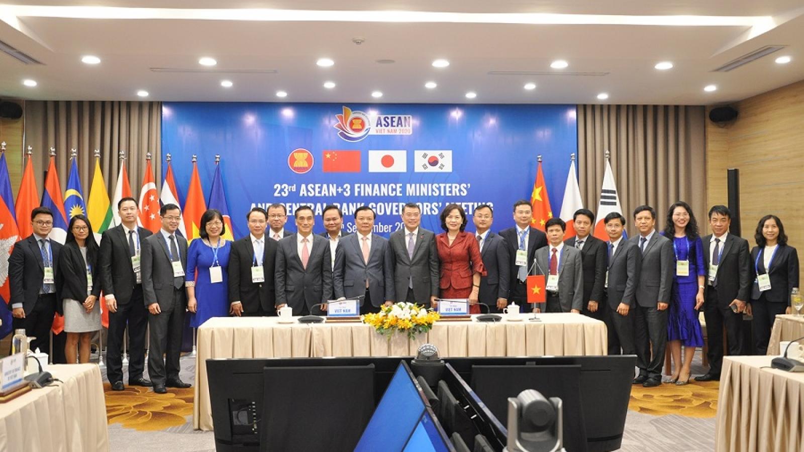 Hội nghị AFMGM+3: Đối thoại chính sách về tình hình kinh tế vĩ mô toàn cầu và khu vực