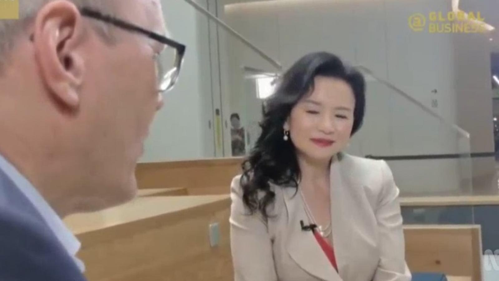 Trung Quốc tố tình báo Australia khám xét nơi ở phóng viên nước này