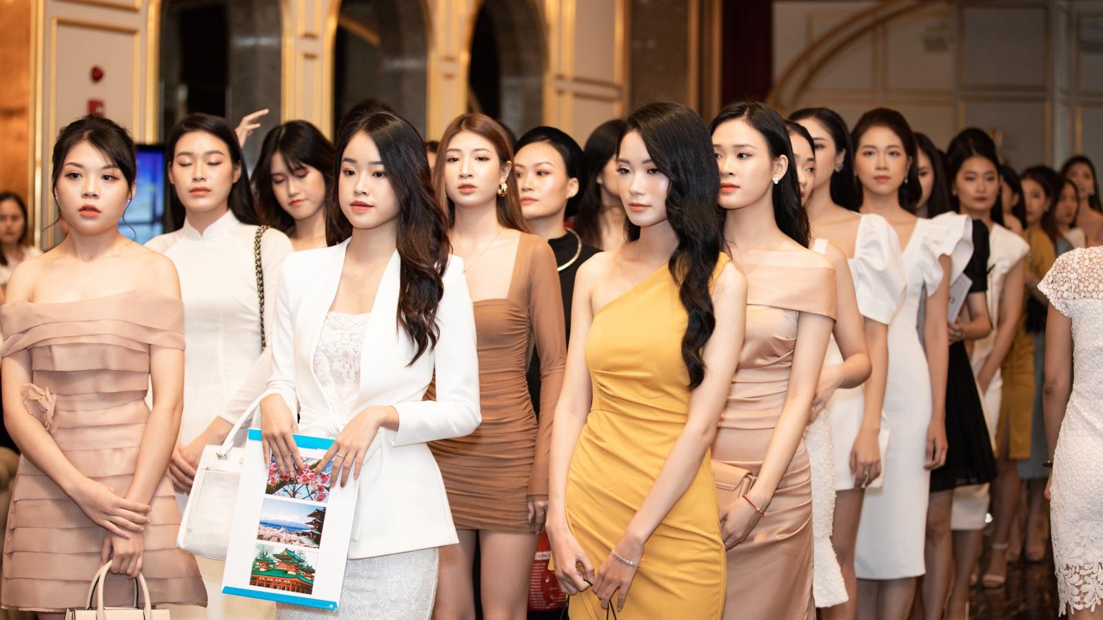 Hanoi hosts northern preliminary round of Miss Vietnam 2020 pageant