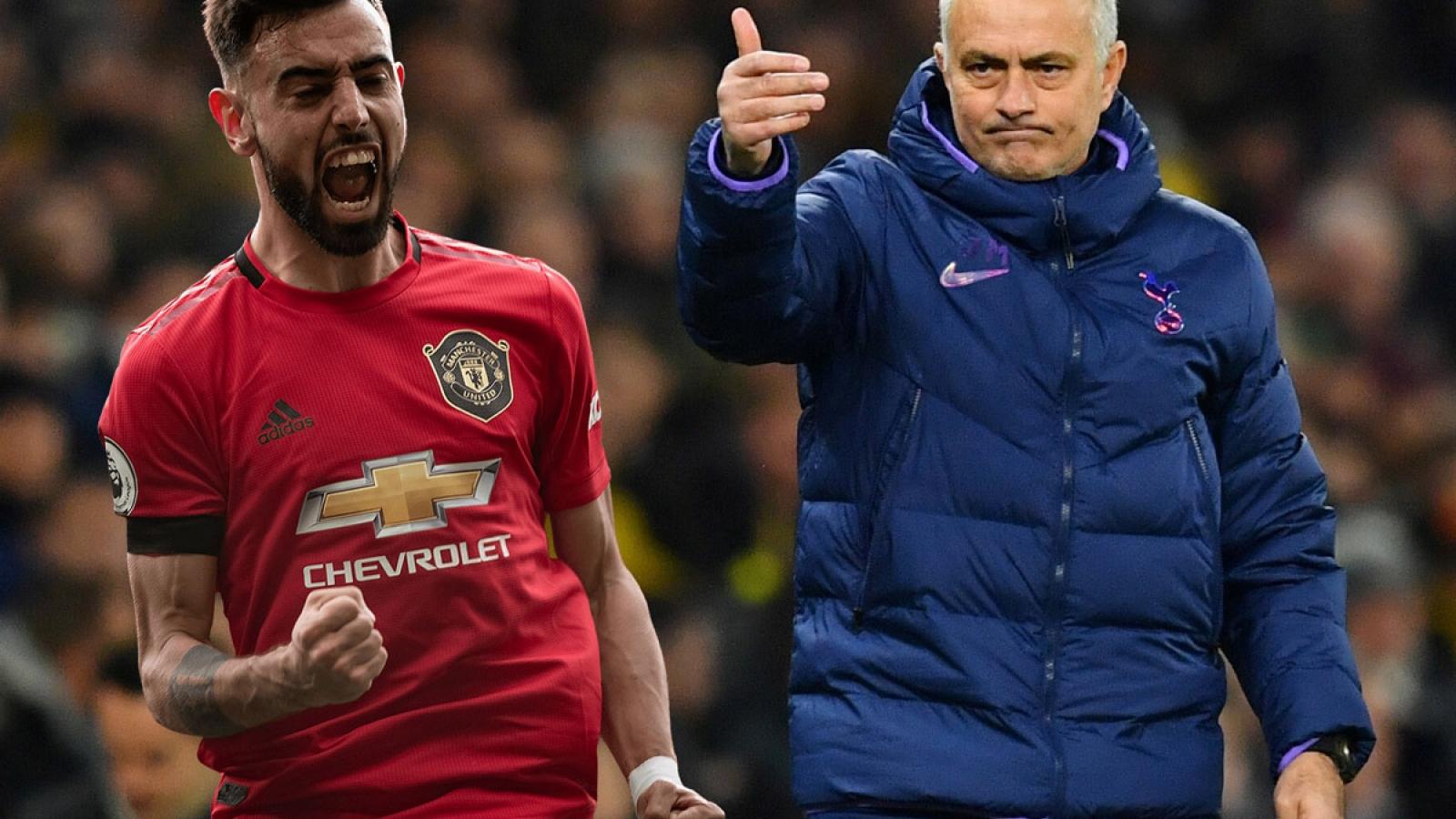 """Bị HLV Mourinho """"mỉa mai"""", sao MU bình thản đón nhận"""
