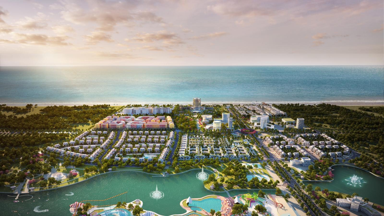 Gần 400.000 tỷ đồng rót vào hạ tầng du lịch, giải trí ở Phú Quốc