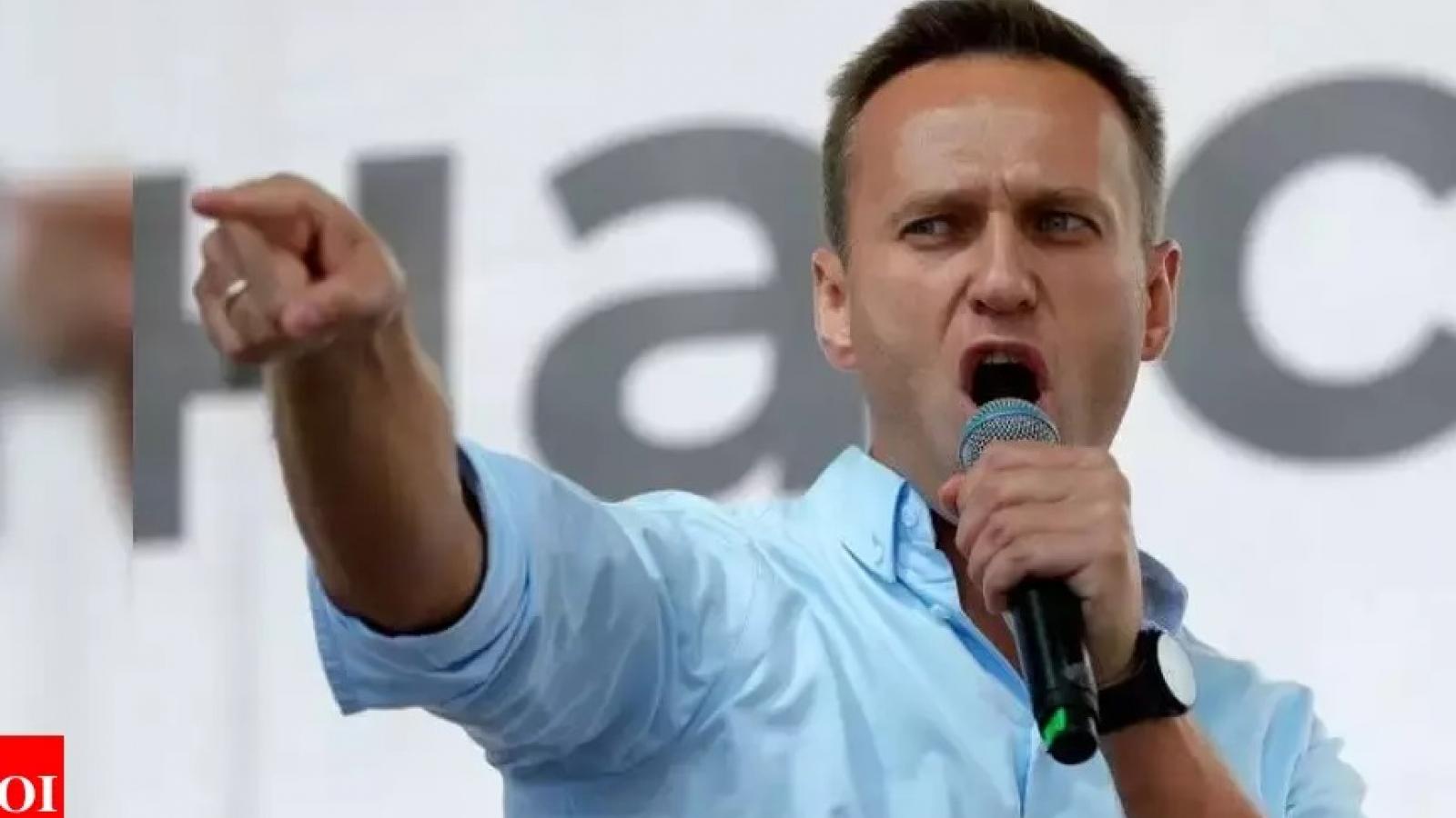 Ngoại trưởng các nước G7 hối thúc Nga điều tra vụ đầu độc Navalny