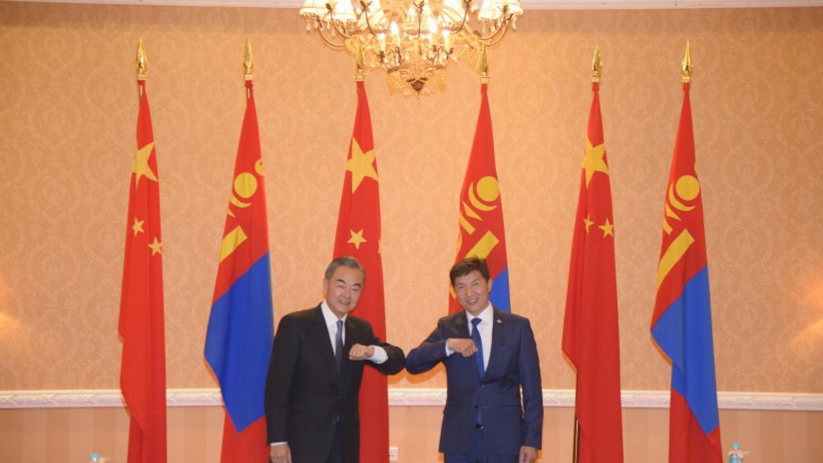 Trung Quốc - Mông Cổ tăng cường hợp tác trong cuộc chiến chống Covid-19
