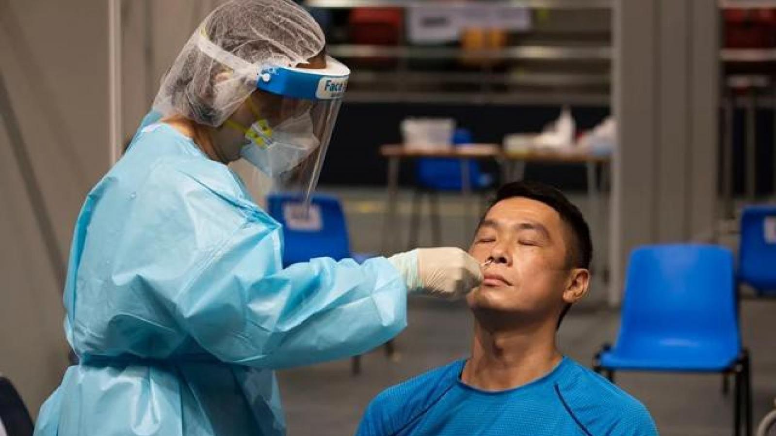 Trung Quốc đại lục tiếp tục hỗ trợ Hồng Kông chống COVID-19