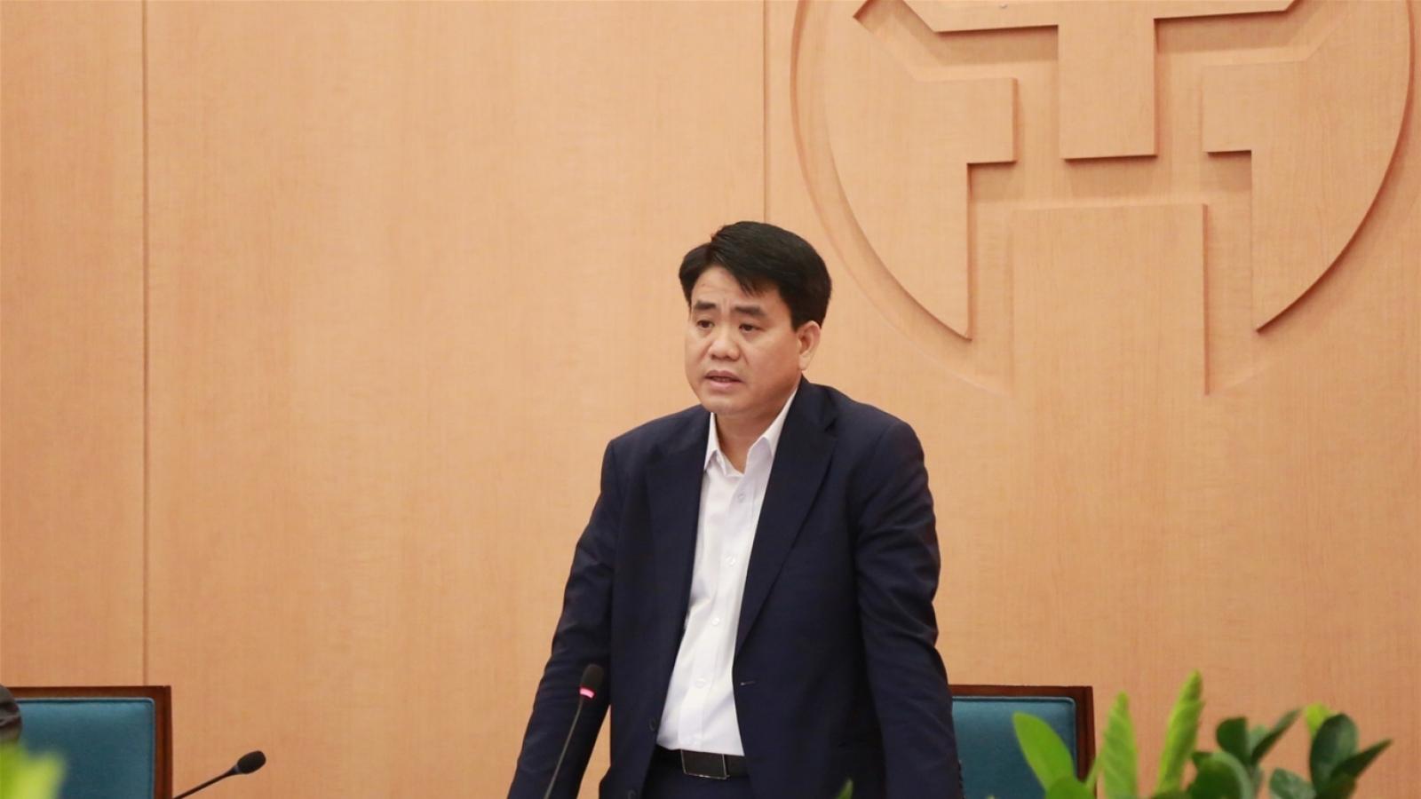 Cơ quan điều tra tiếp tục làm rõ trách nhiệm của ông Nguyễn Đức Chung trong các sai phạm