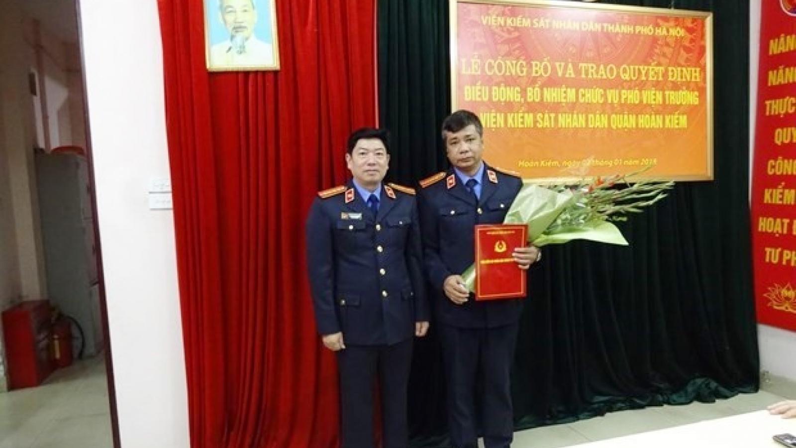 Hủy án sơ thẩm, trả hồ sơ vụ án liên quan tố cáo Phó viện trưởng VKSND quận Hoàn Kiếm