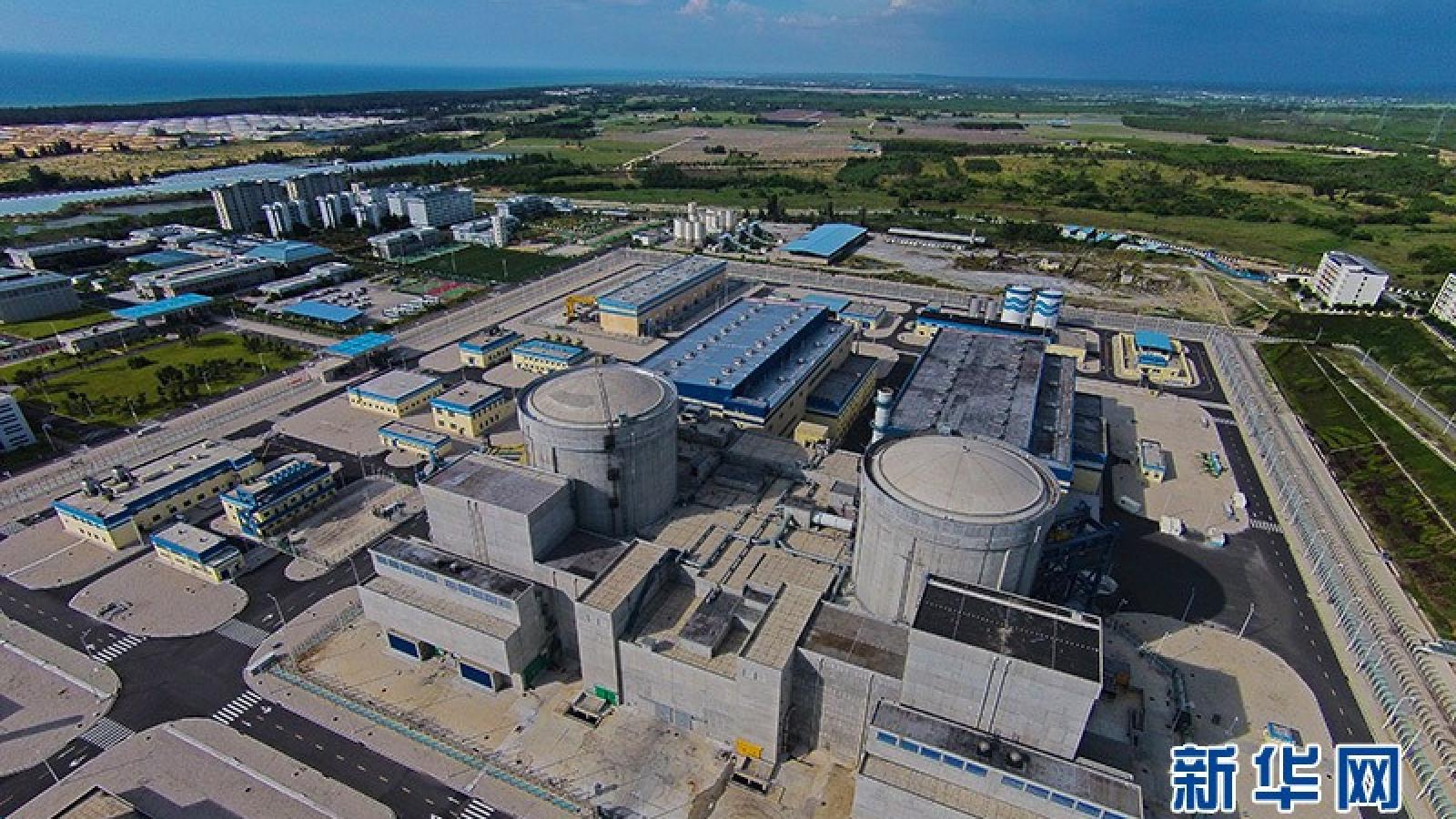 Trung Quốc phê duyệt thêm hai dự án điện hạt nhân