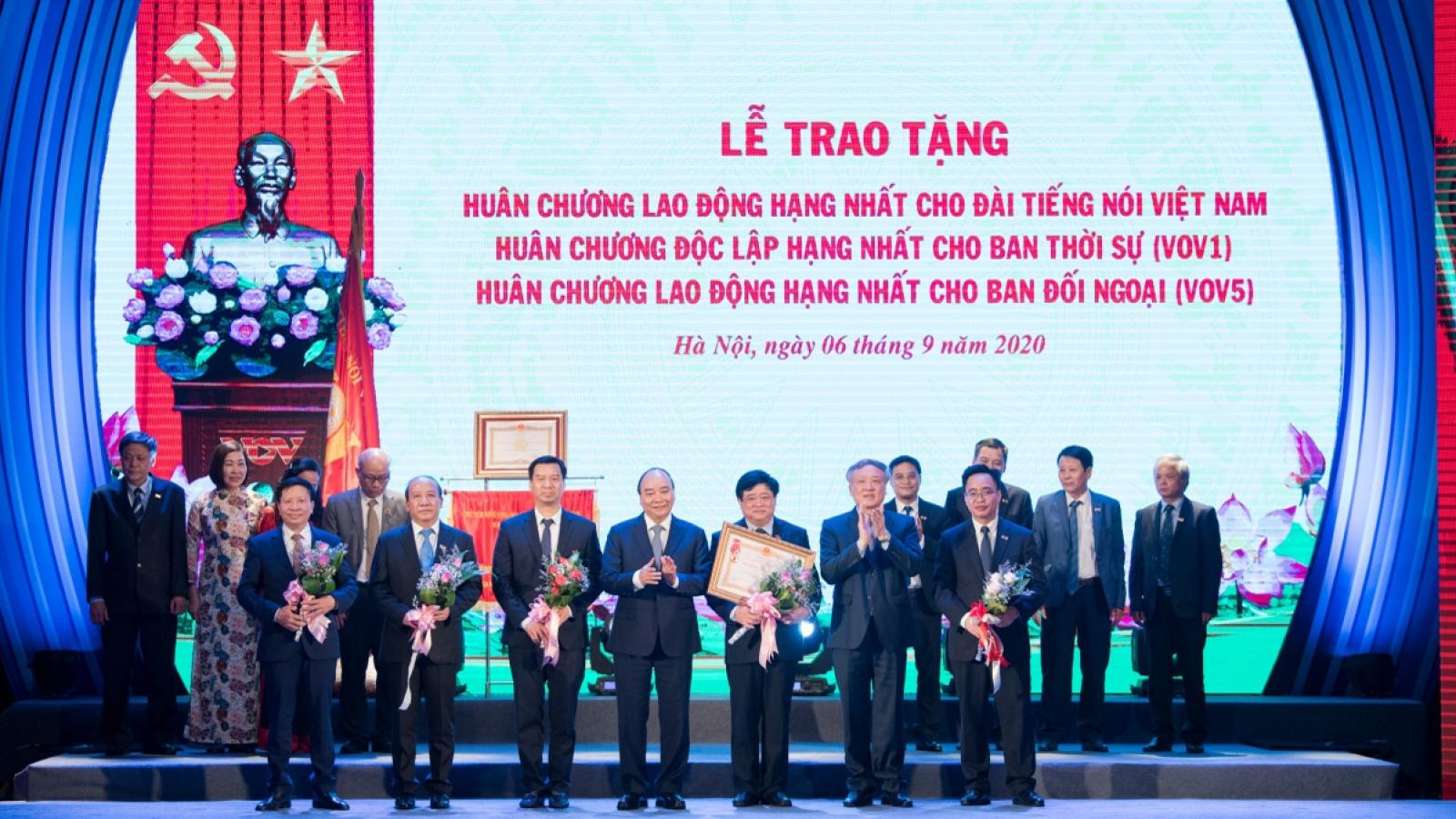75 năm - Tự hào Tiếng nói Việt Nam