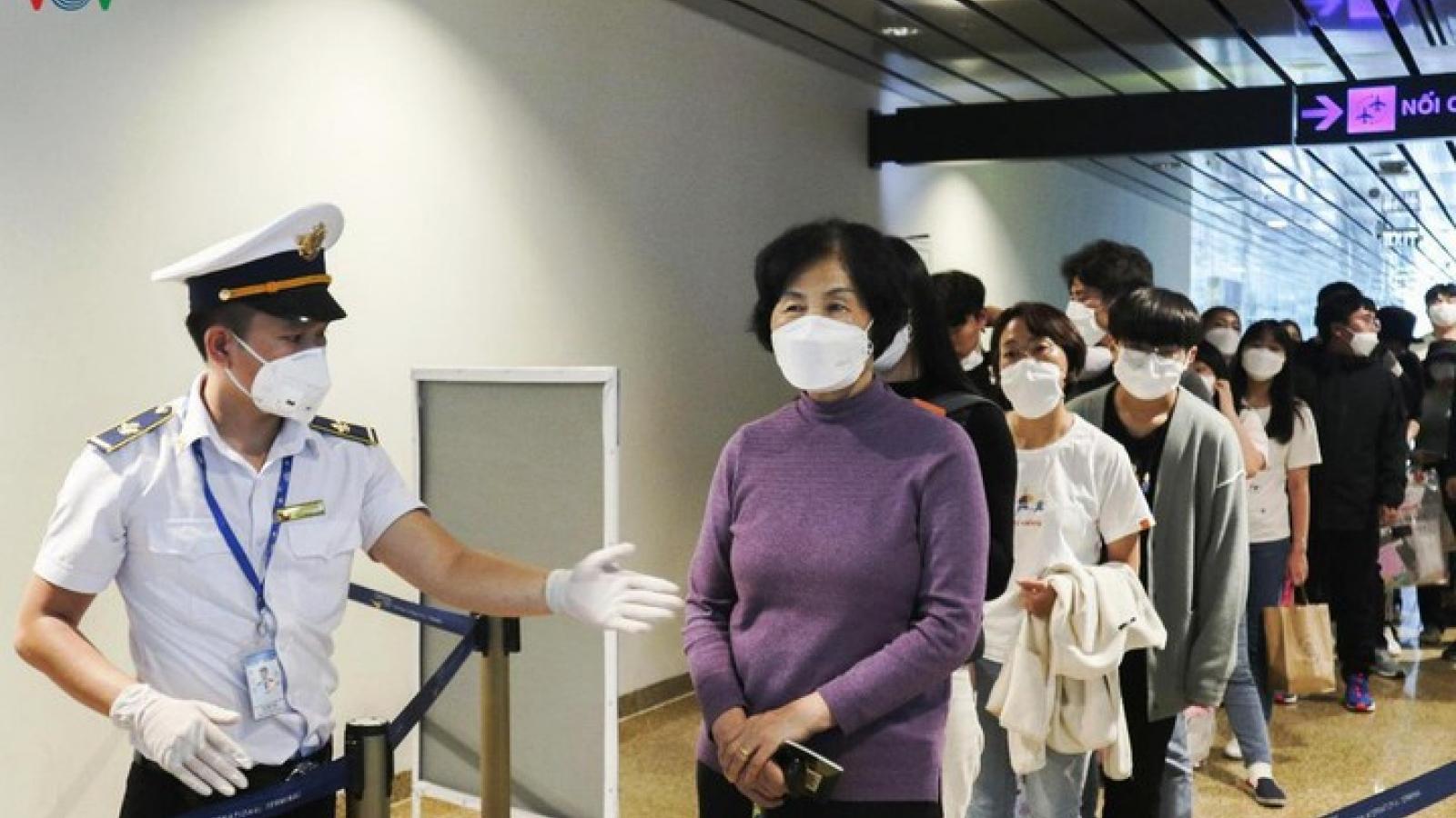 Hướng dẫn mới nhất về quy trình giám sát người nhập cảnh vào Việt Nam