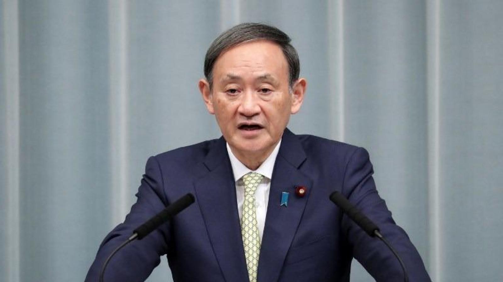 Thủ tướng Nhật Bản khẳng định quyết tâm đăng cai Olympic Tokyo vào năm 2021
