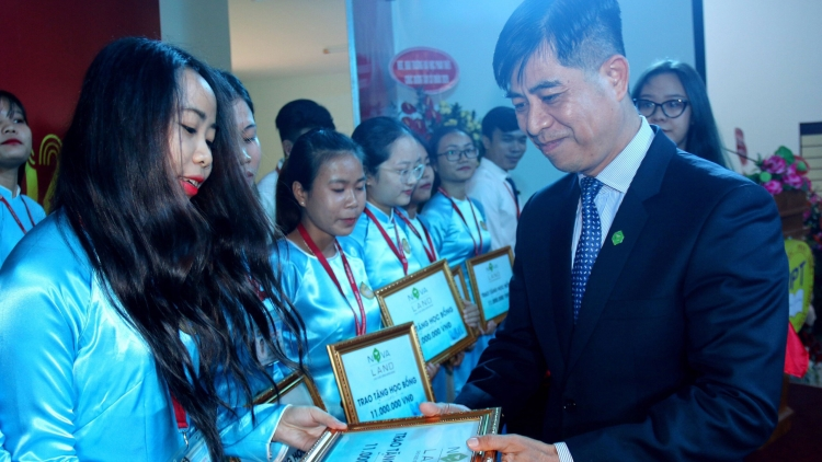 Novaland đồng hành cùng giáo dục và đào tạo của Bình Thuận