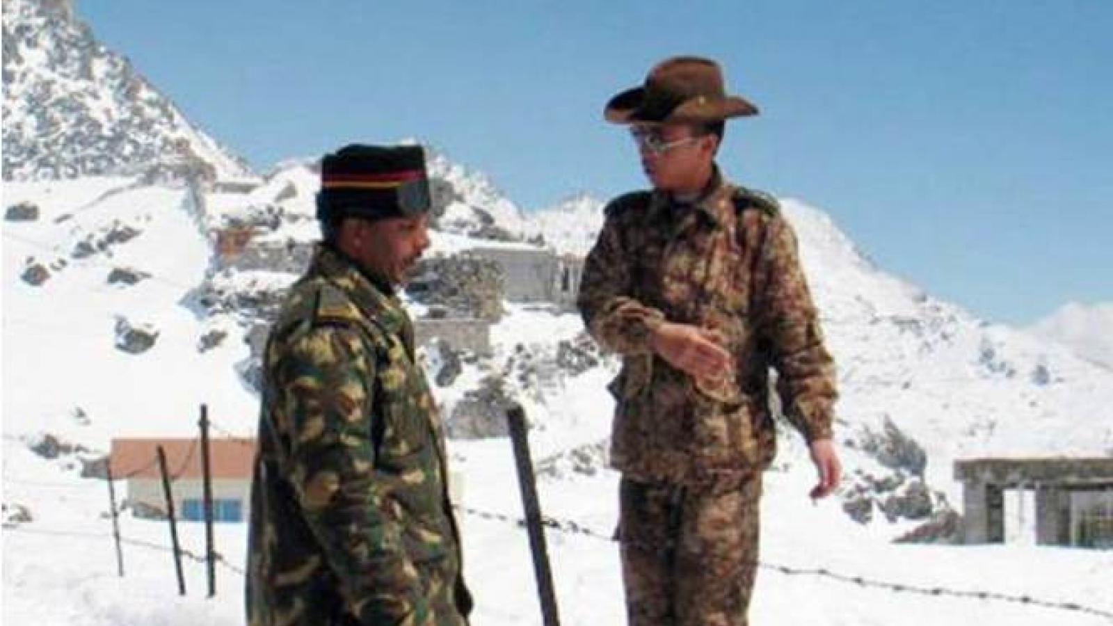 Trung Quốc cáo buộc lính Ấn Độ nổ súng khiêu khích tại biên giới