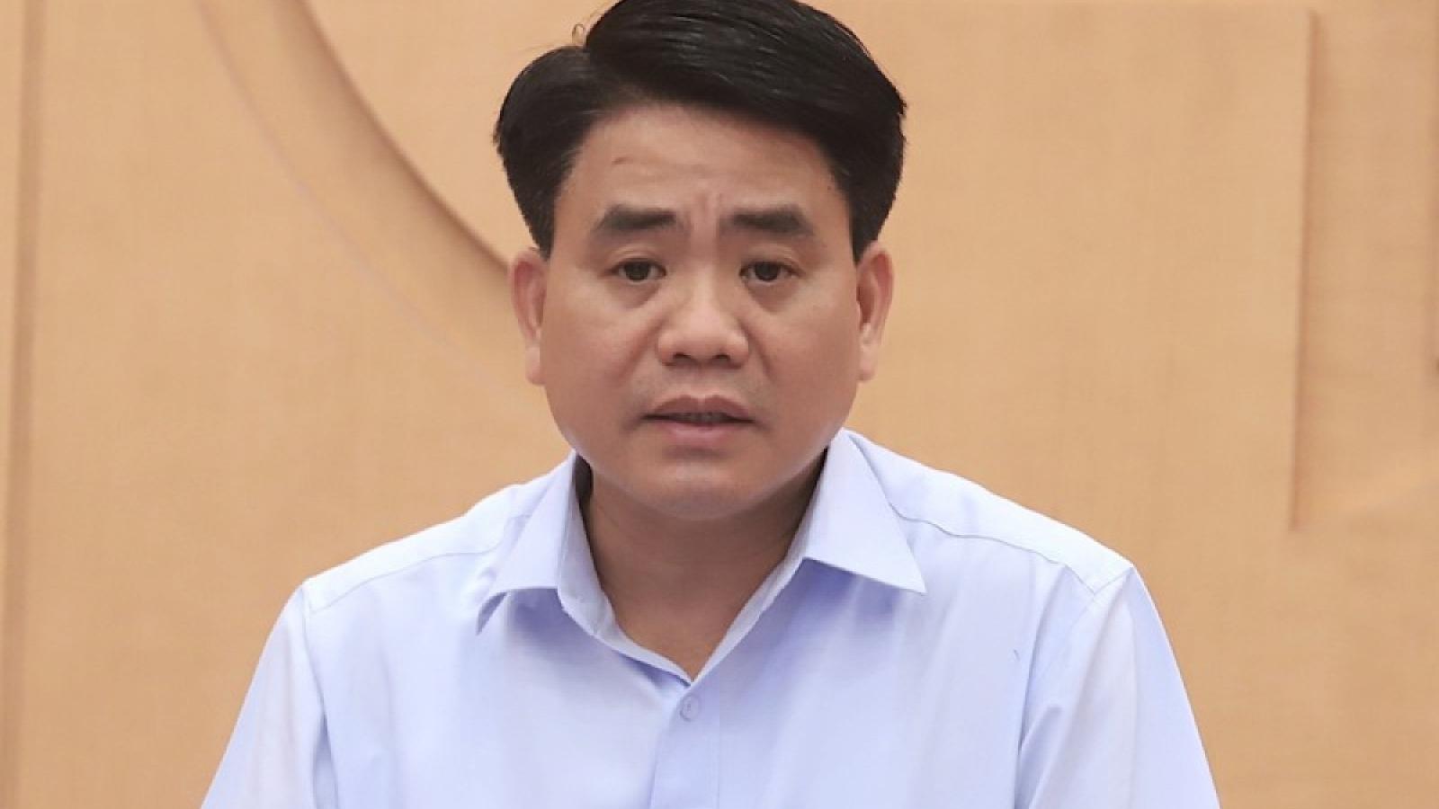 Nóng 24h: Ông Nguyễn Đức Chung xin tại ngoại để chữa bệnh