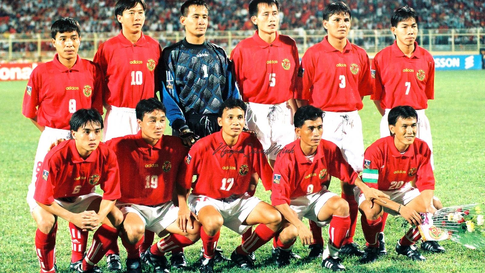VIDEO: Trận đấu giàu cảm xúc nhất của ĐT Việt Nam dưới thời HLV Alfred Riedl