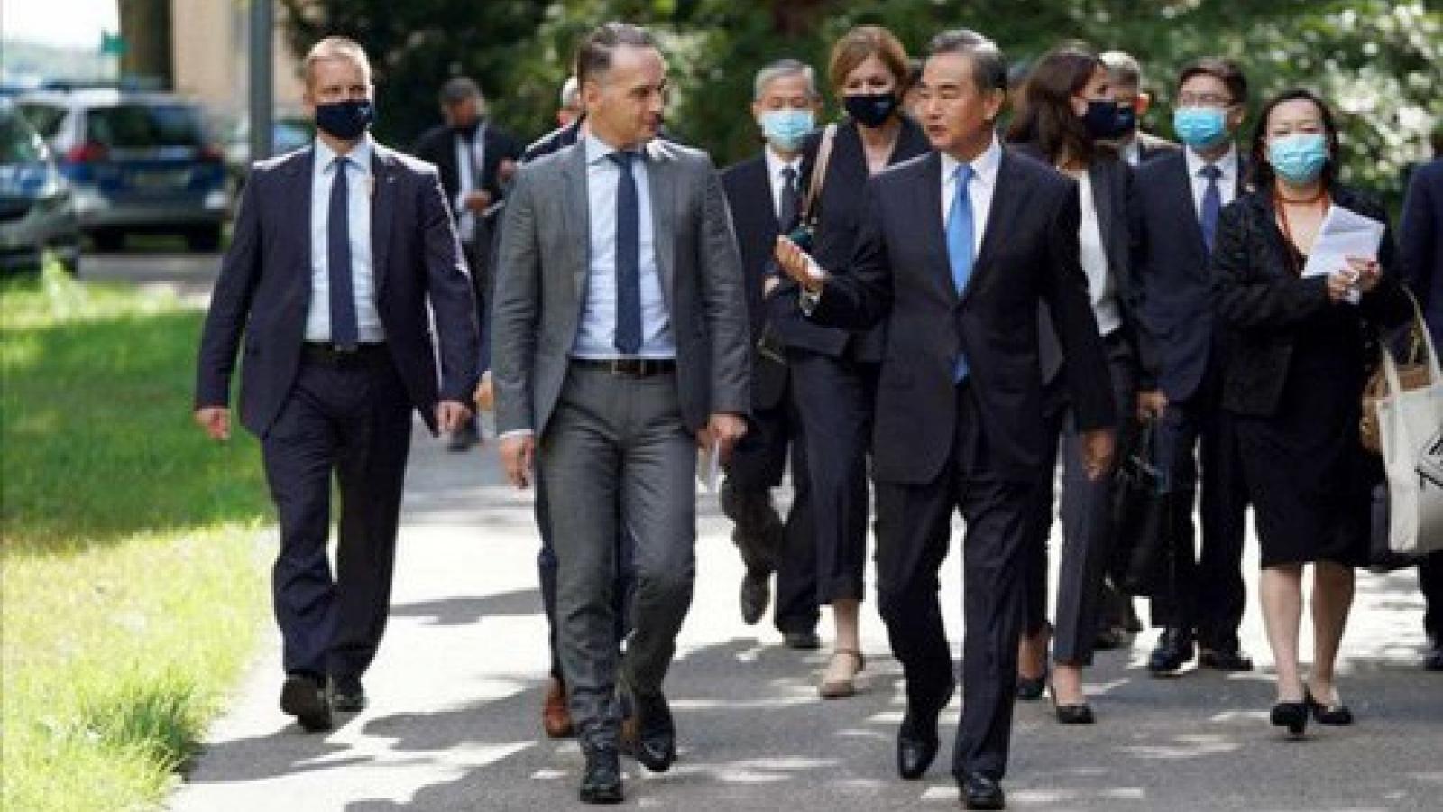 Trung Quốc kỳ vọng hợp tác với Đức trên 3 lĩnh vực