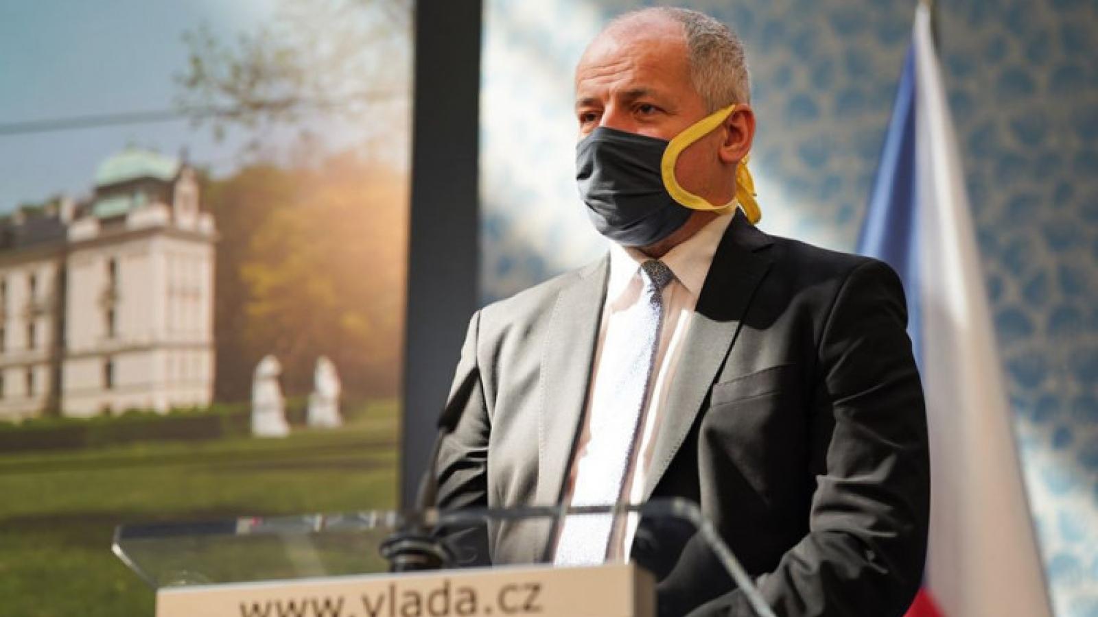 Séc có thể đóng cửa trường học vì dịch Covid-19 bùng phát
