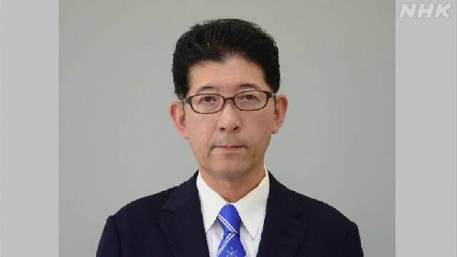 Hạ Nghị sĩ tham gia vào bầu cử Thủ tướng Nhật Bản bị mắc Covid-19