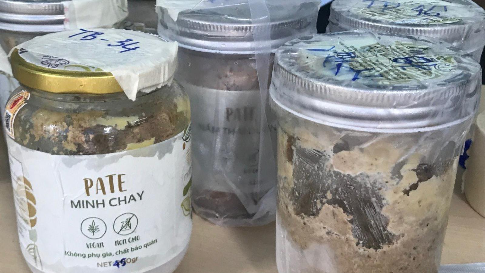 Khánh Hòa thu hồi pate Minh Chay và 12 sản phẩm của Lối Sống Mới