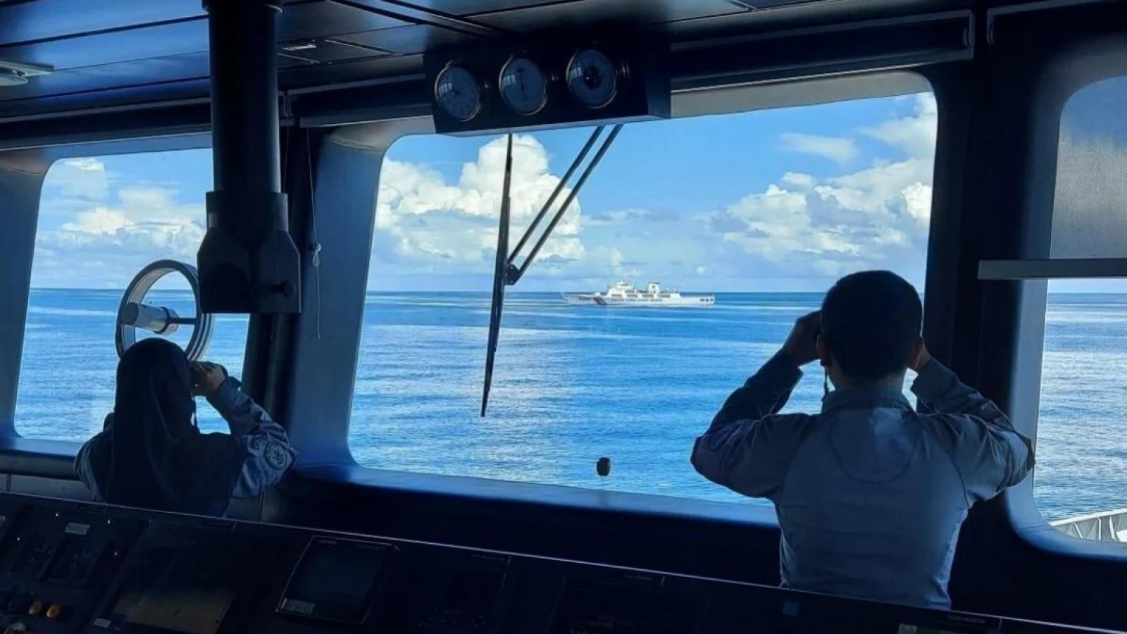 Indonesia tăng cường năng lực để đối phó chiến lược vùng xám của Trung Quốc