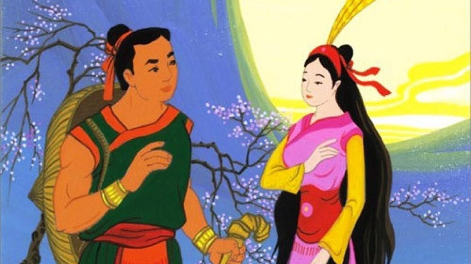 Cải lương và xiếc phối hợp kể chuyện tình Chử Đồng Tử - Tiên Dung