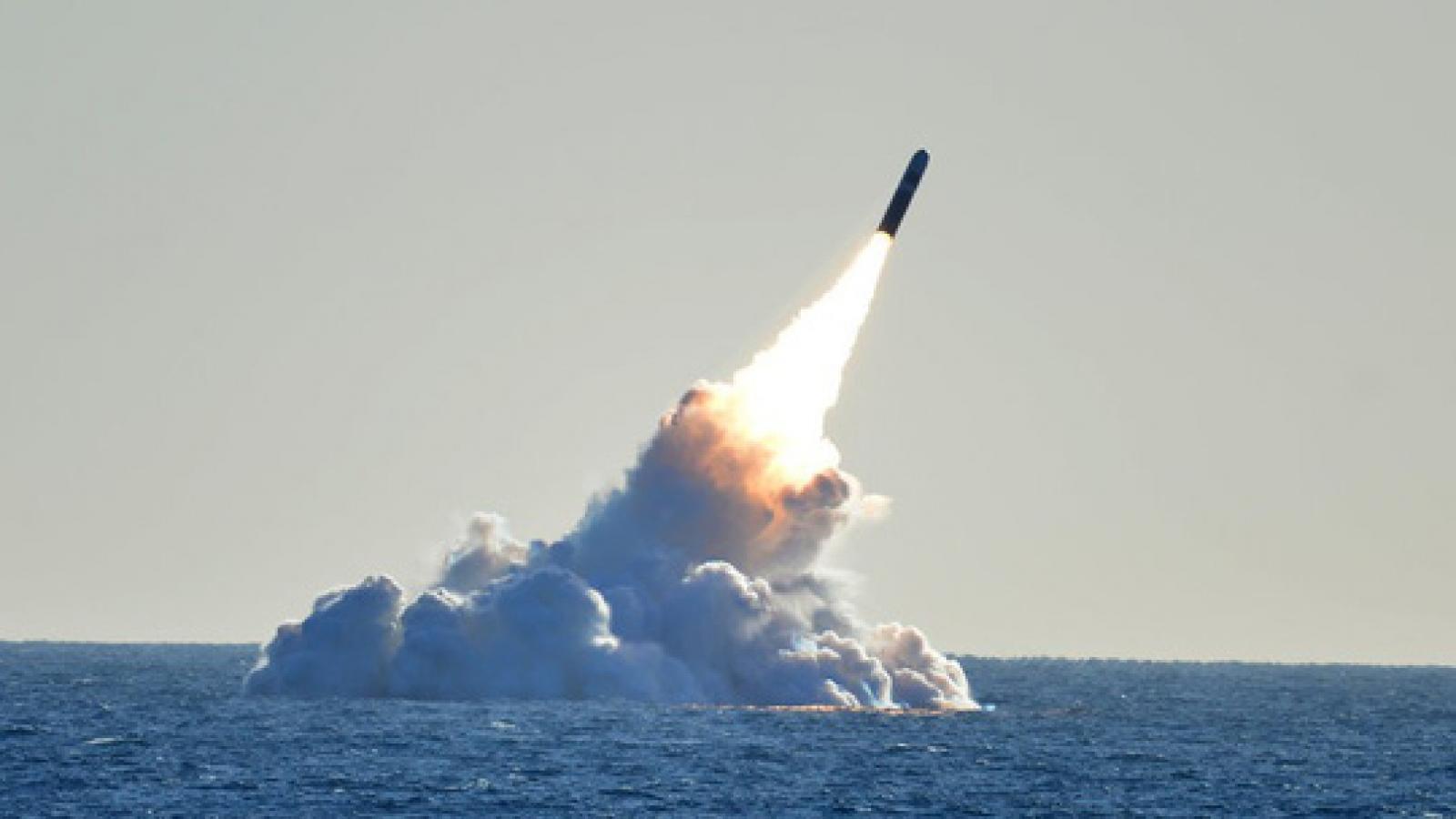 Khác biệt về chính sách vũ khí hạt nhân giữa Trump và Biden