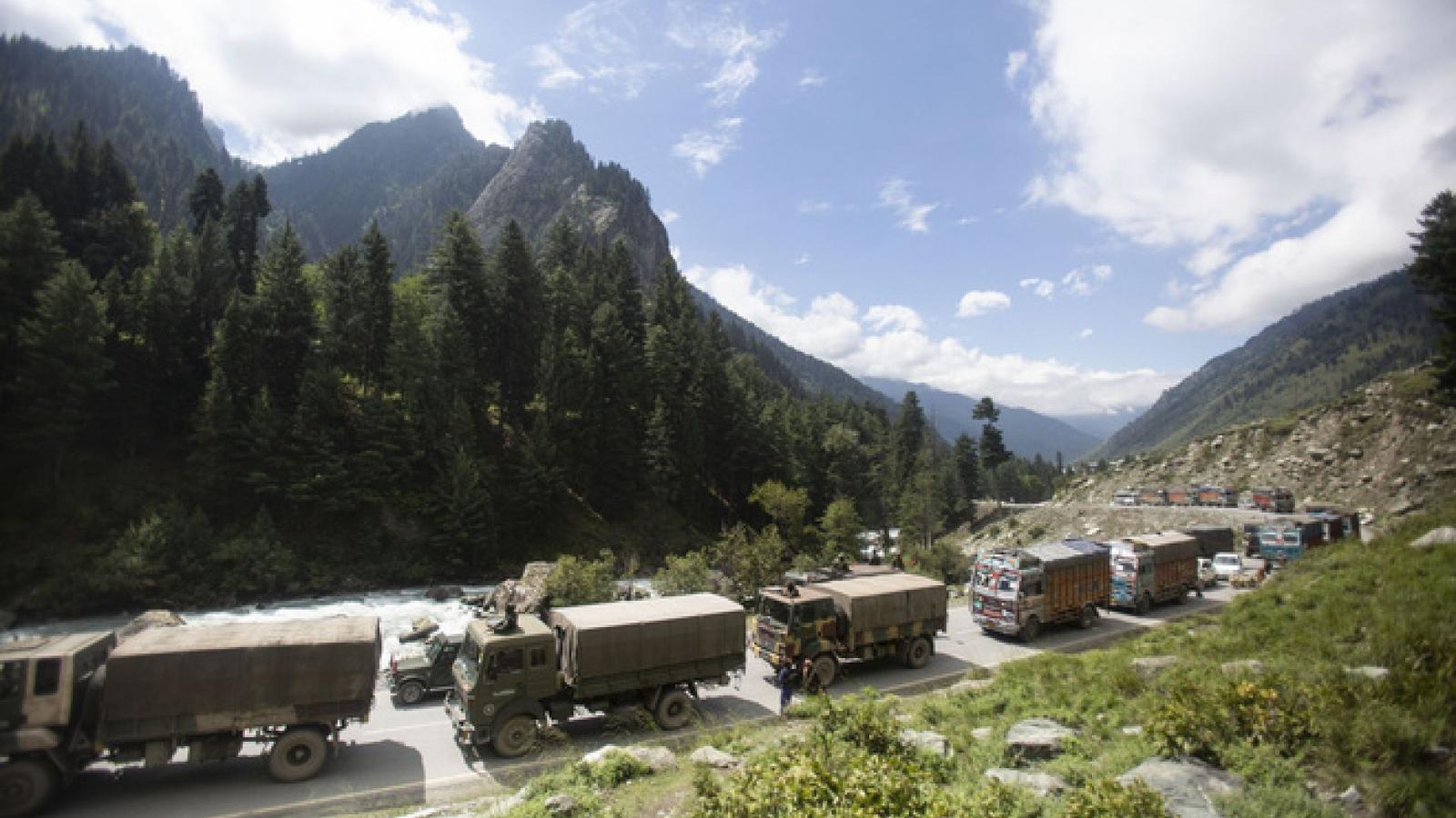 Ấn Độ và Trung Quốc nhất trí cùng làm việc nhằm giảm căng thẳng