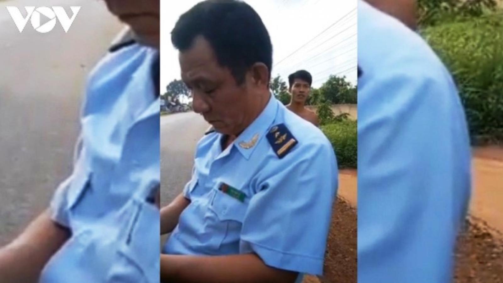 Không khởi tố vụ Phó Chi cục Hải quan ở Bình Phước gây tai nạn rồi bỏ chạy