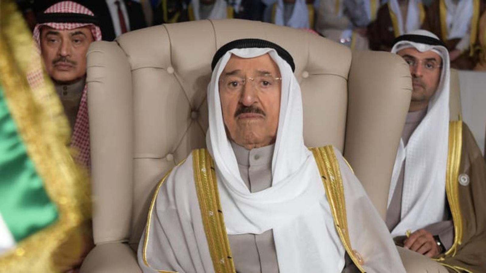 Ai Cập để 3 ngày Quốc tang tưởng nhớ Quốc vương Kuwait
