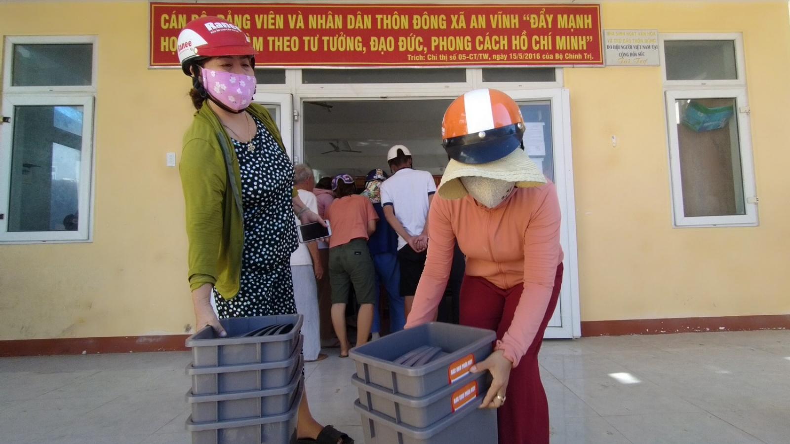 Bất cập trong việc phân loại rác thải tại nguồn ở Lý Sơn
