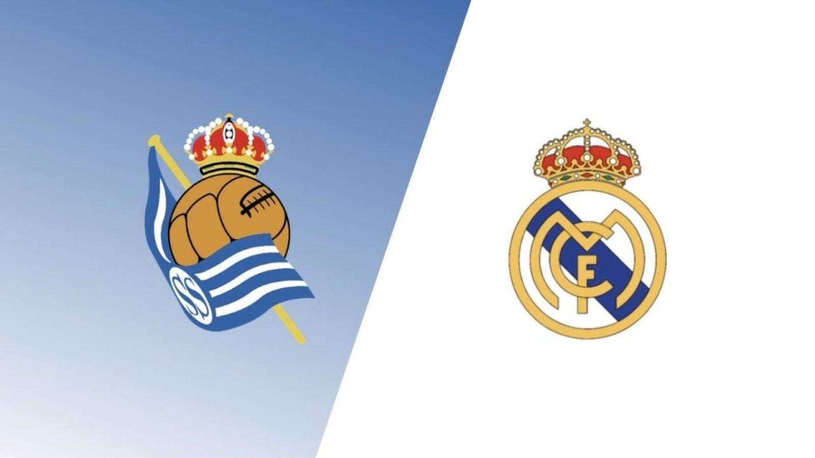 Sociedad – Real Madrid: Khởi đầu hành trình bảo vệ danh hiệu