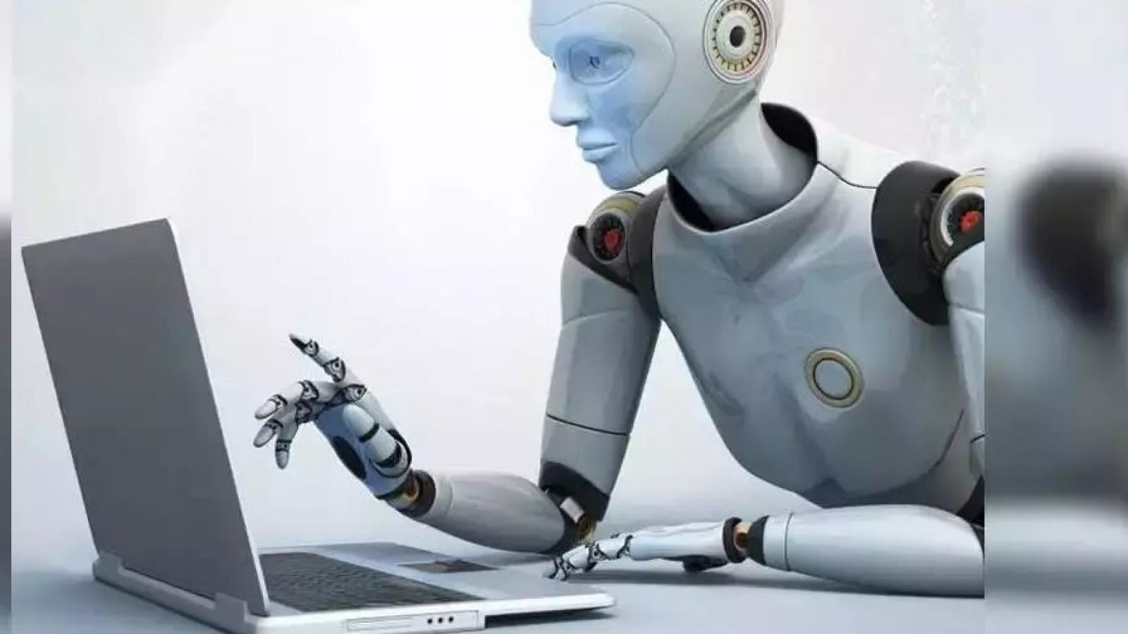 Kinh ngạc bài viết của robot AI không khác gì nhà báo bình luận