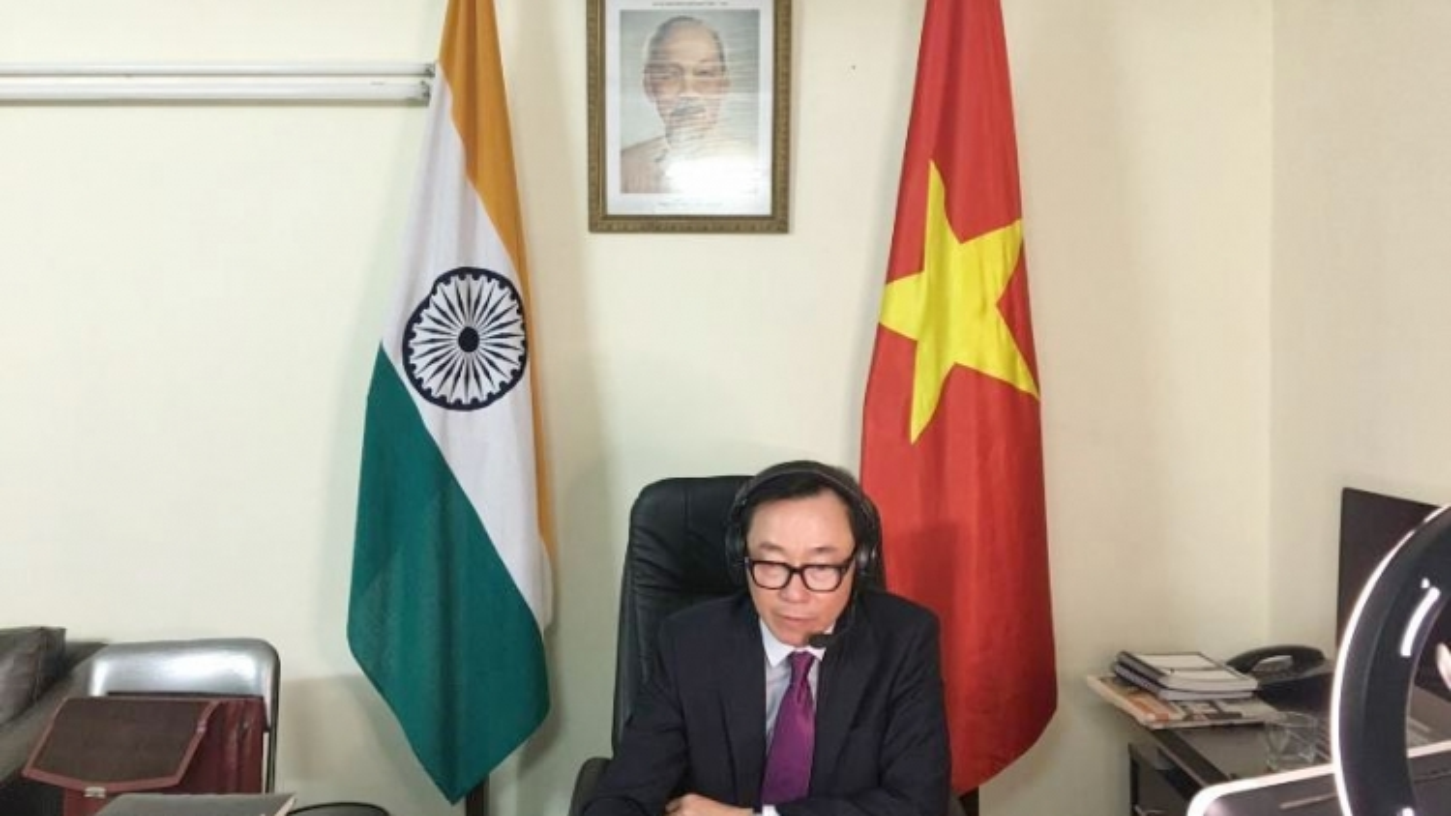 Tiềm năng lớn hợp tác về dệt may và thiết bị y tế giữa Việt Nam và Ấn Độ
