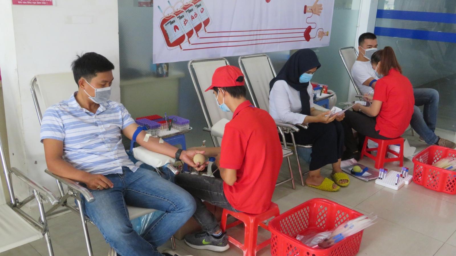 Cần Thơ phát huy tinh thần nhân đạo hiến máu cứu người