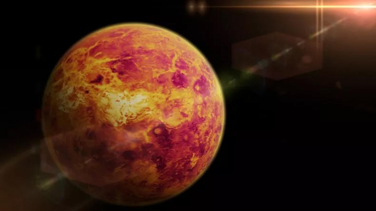 Phát hiện dấu hiệu sự sống trên hành tinh sinh đôi với Trái Đất – sao Kim?