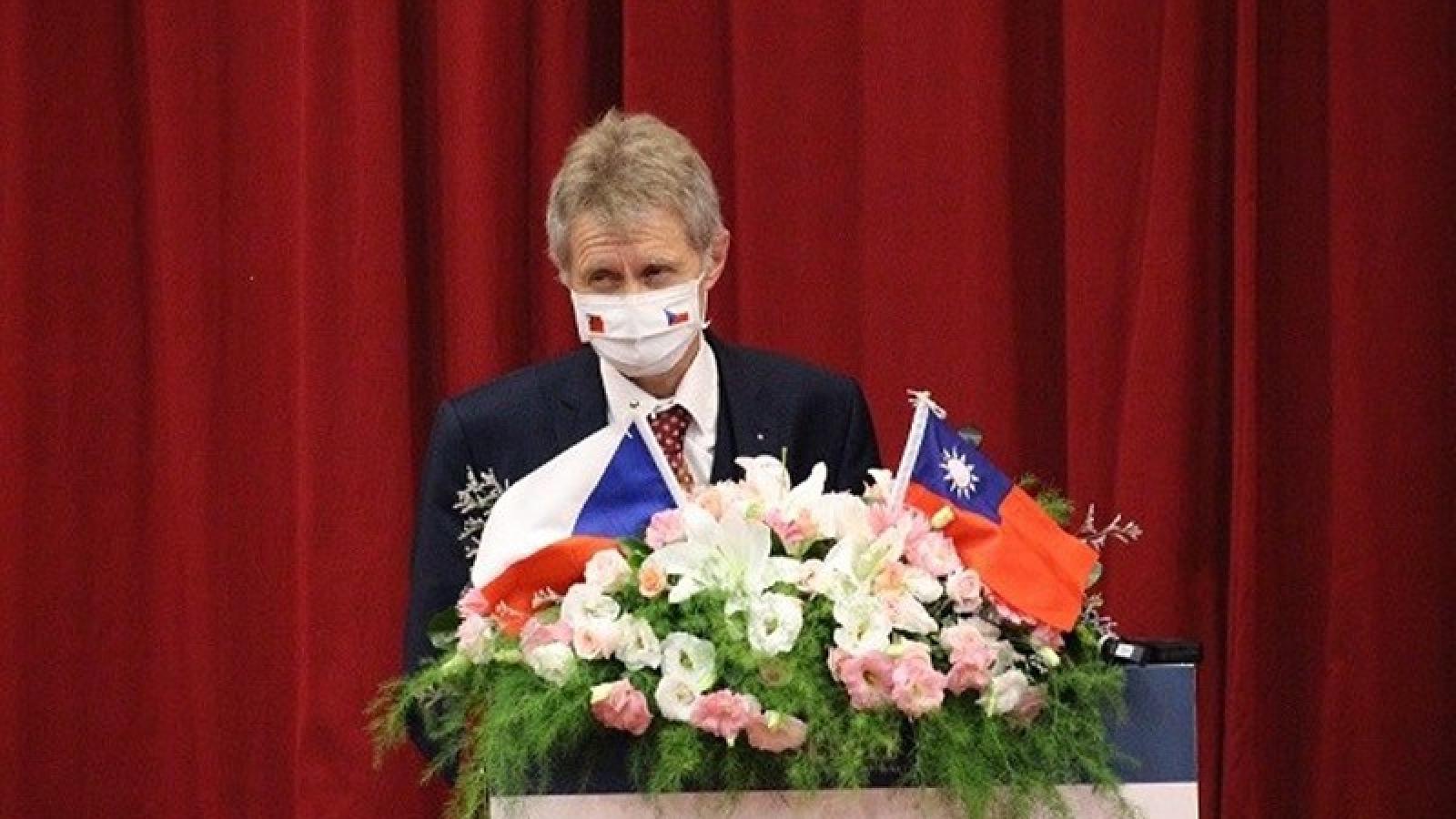 Séc-Đài Loan (Trung Quốc) ký 3 biên bản ghi nhớ hợp tác song phương