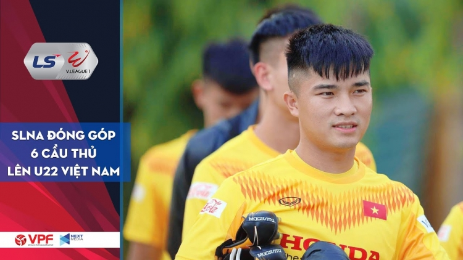 Dàn cầu thủ SLNA thể hiện ra sao trong đợt tập trung U22 Việt Nam?