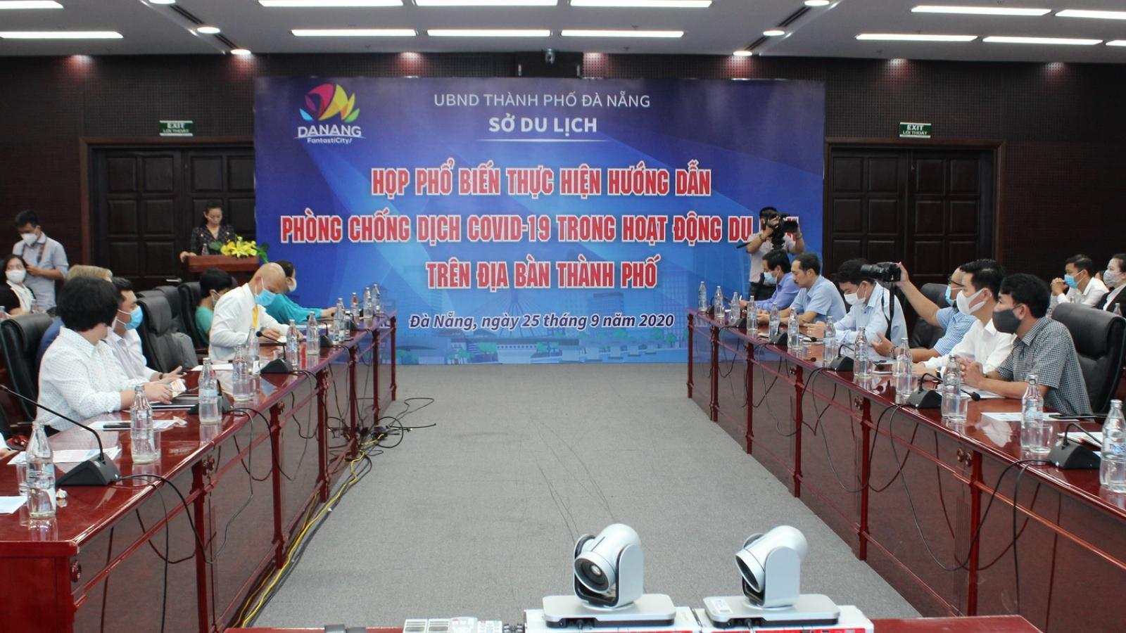 Ngày đầu tiên chuyển trạng thái hoạt động bình thường tại Đà Nẵng