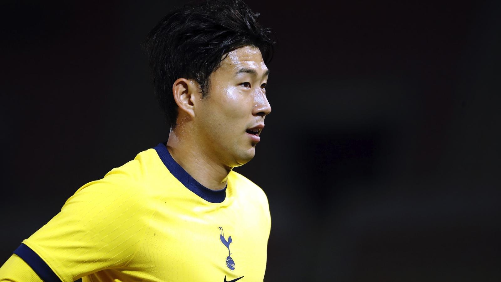 Son Heung-Min rực sáng, Tottenham thắng đậm ở Europa League 2020/2021