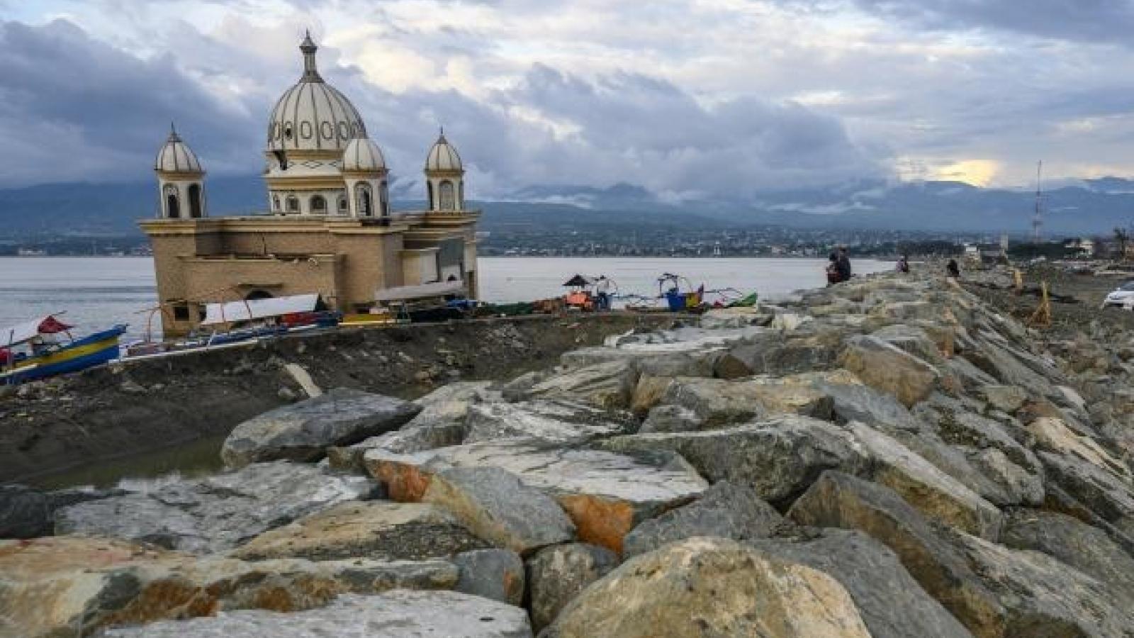 Palu (Indonesia) tưởng niệm 2 năm sau thảm họa sóng thần và động đất