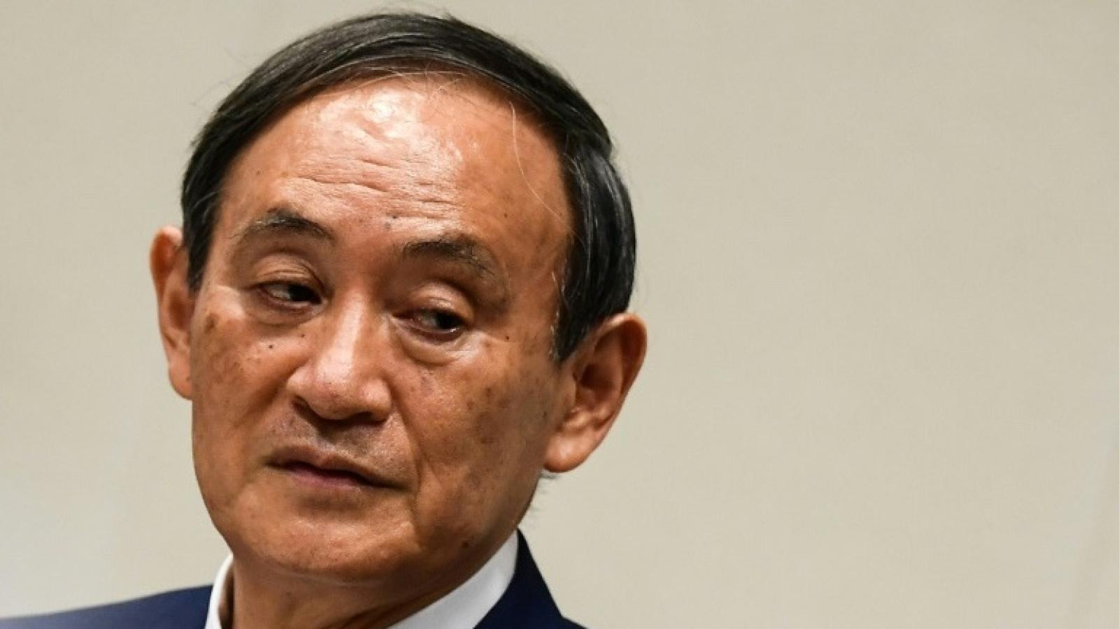 """Tân Thủ tướng Nhật Bản mong muốn """"hâm nóng"""" quan hệ với Hàn Quốc"""
