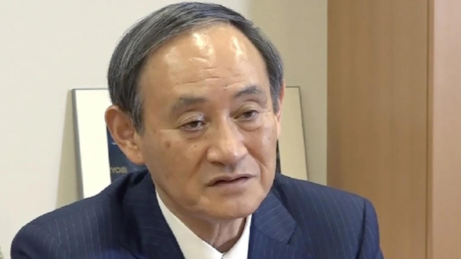 Tỷ lệ ủng hộ Nội các của tân Thủ tướng Nhật Bản tăng cao