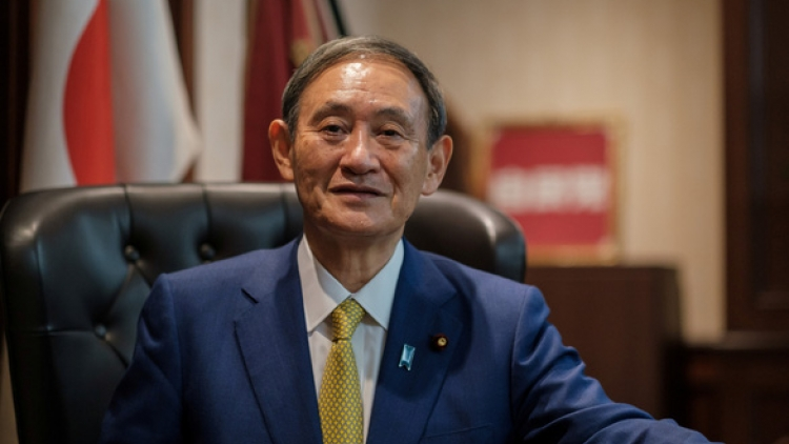 Ông Suga Yoshihide chính thức được Quốc hội Nhật Bản bầu làm Thủ tướng