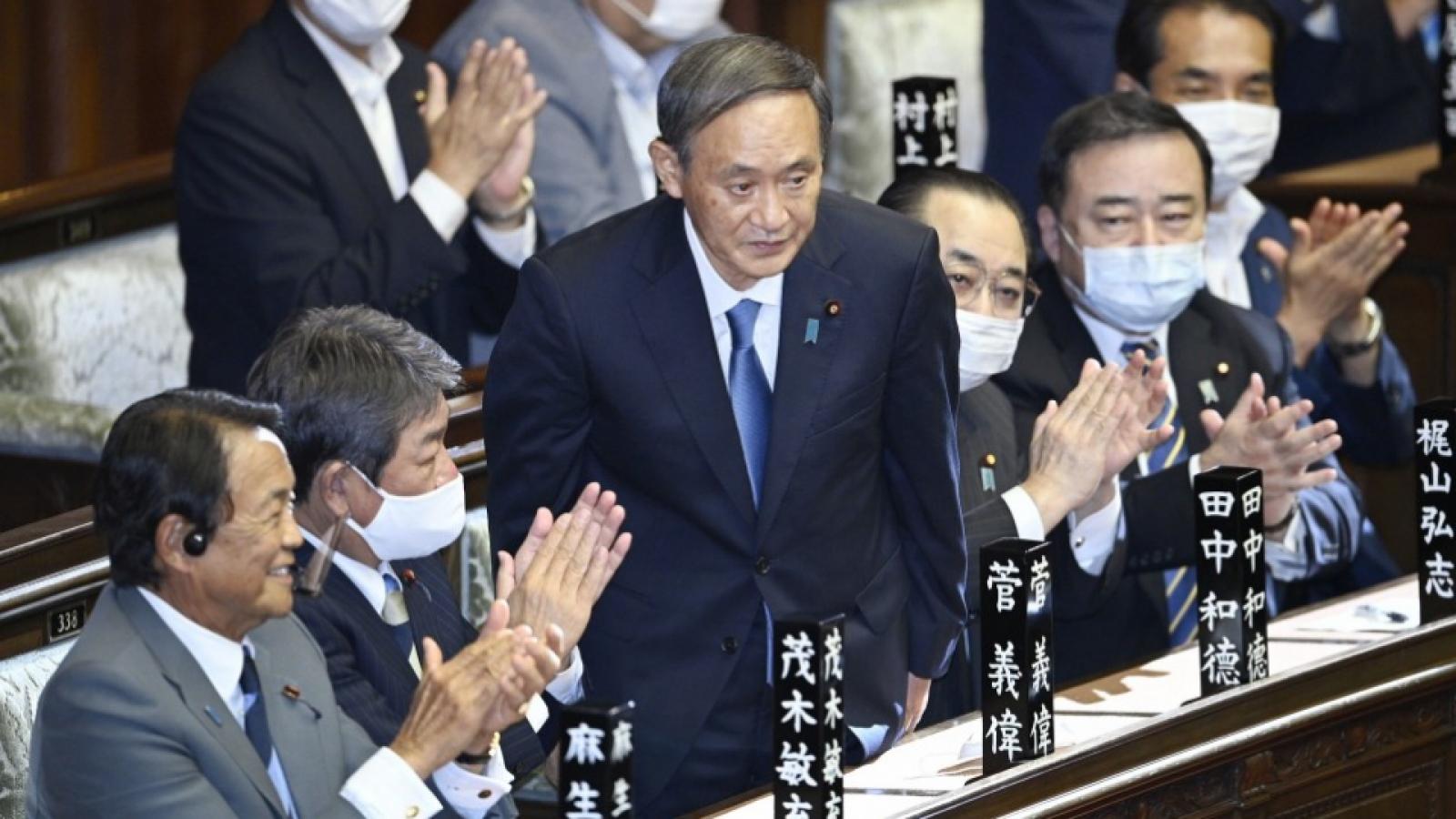Các nước sẵn sàng hợp tác với chính phủ mới của Nhật Bản