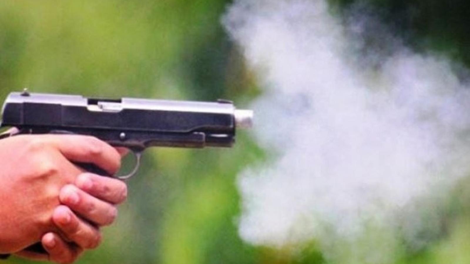Nam Định làm rõ vụ Phó công an xã nổ súng bắn đạn cao su