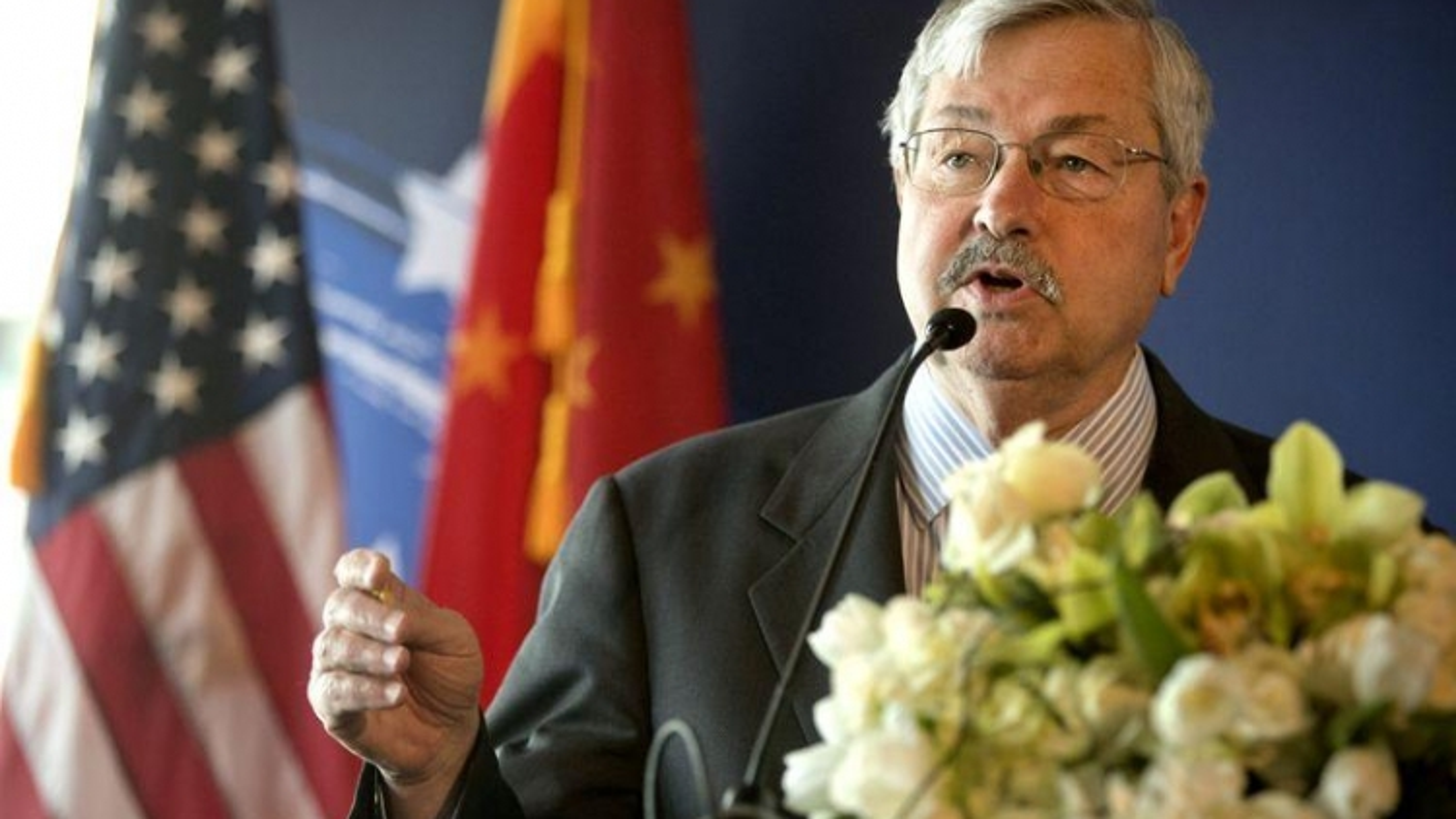 Đại sứ Mỹ tại Trung Quốc từ chức để giúp Tổng thống Trump tranh cử
