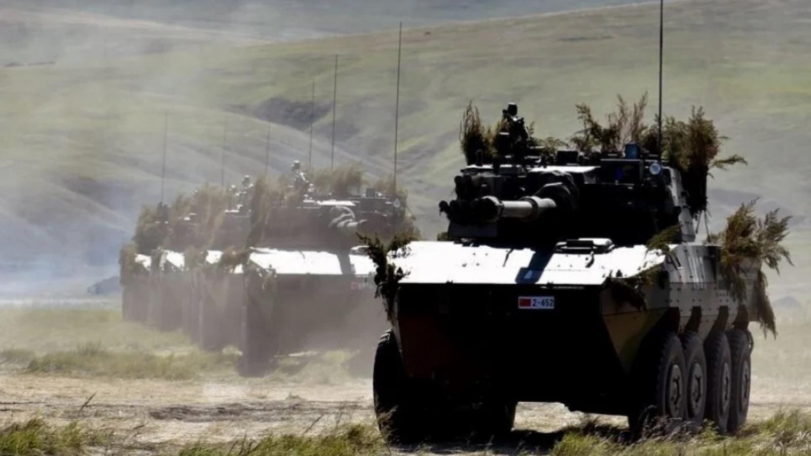Khoảng 80.000 người sẽ tham gia cuộctập trận quốc tế Kavkaz-2020