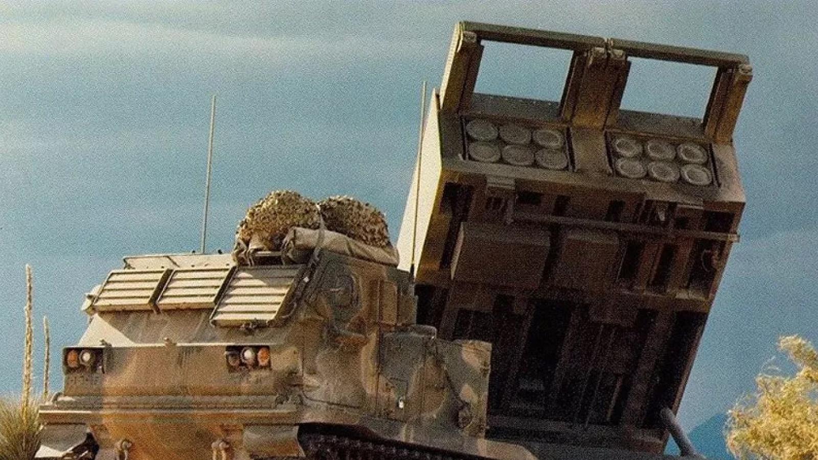 Mỹ thử nghiệm hệ thống tên lửa mới trong cuộc tập trận ở Estonia
