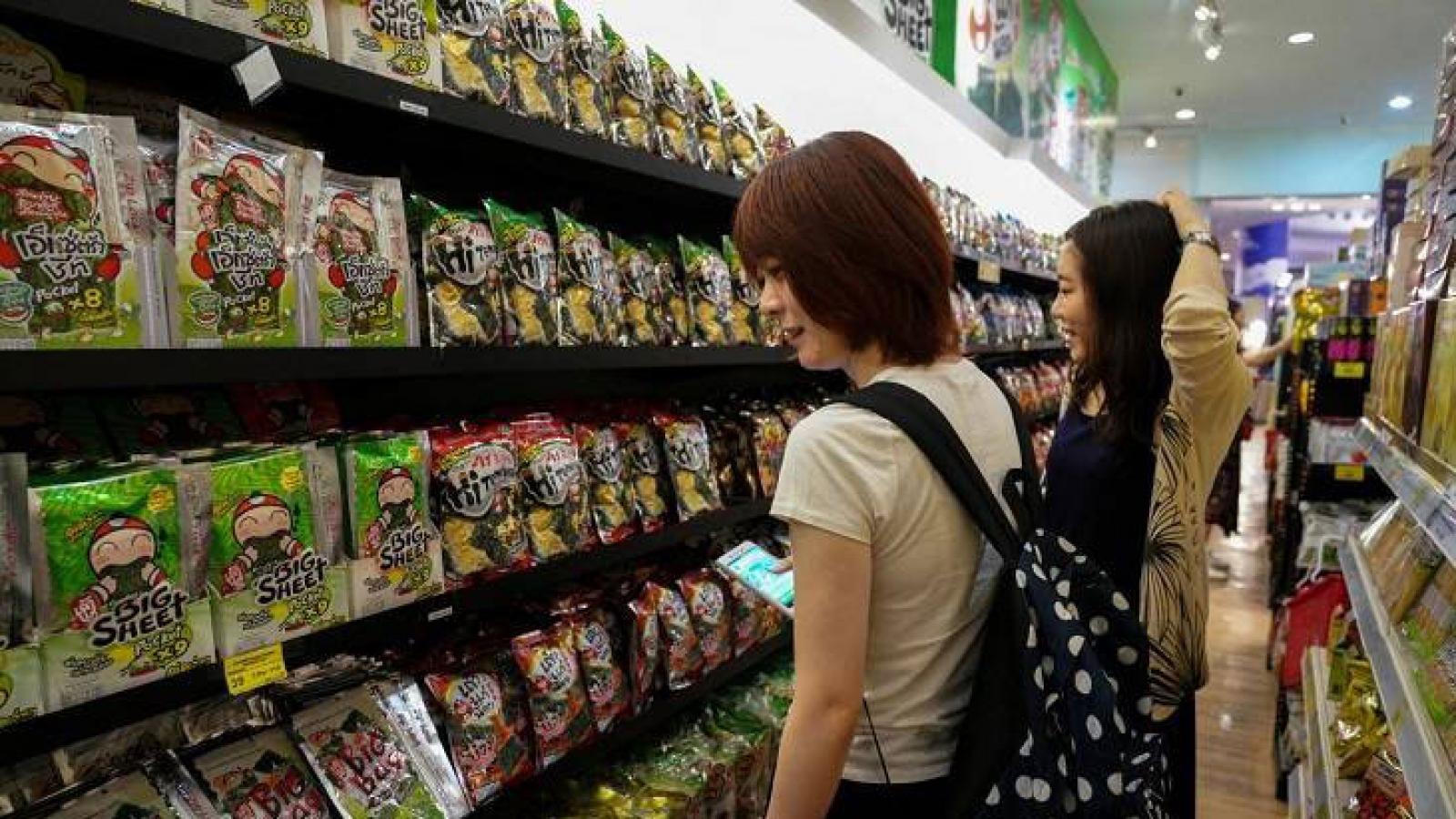 Thái Lan phạt đến 330 USD người bán hàng trực tuyến không công bố giá